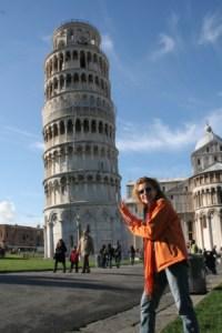 Empujando la torre