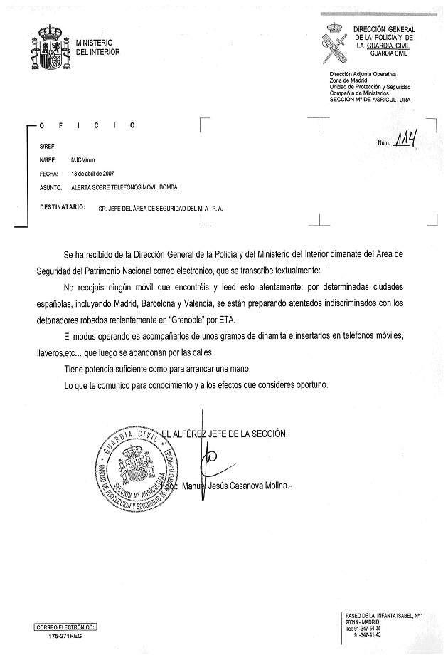 Huelvayork 2 0 2007 april for Cambios en el ministerio del interior