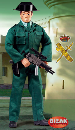 Geyperman Guardia Civil